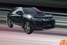 """Wujud Asli """"Kakak"""" Honda CR-V Mulai Terlihat"""