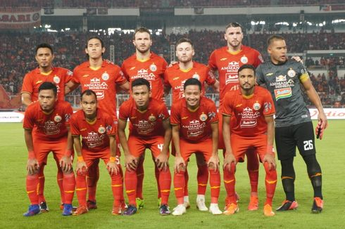 Persija Vs Borneo FC, Macan Kemayoran Sudah Kenali Kekuatan Pesut Etam