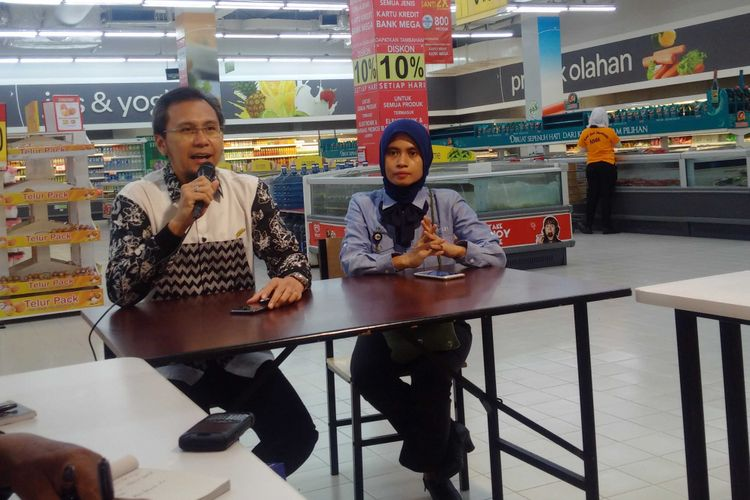 Corporate Communication GM Transmart Carrefour, Satria Hamidmenyatakan ritel Transmart akan resmi dibuka, Jumat ( 1/12/2017) di Kabupaten Sukoharjo.