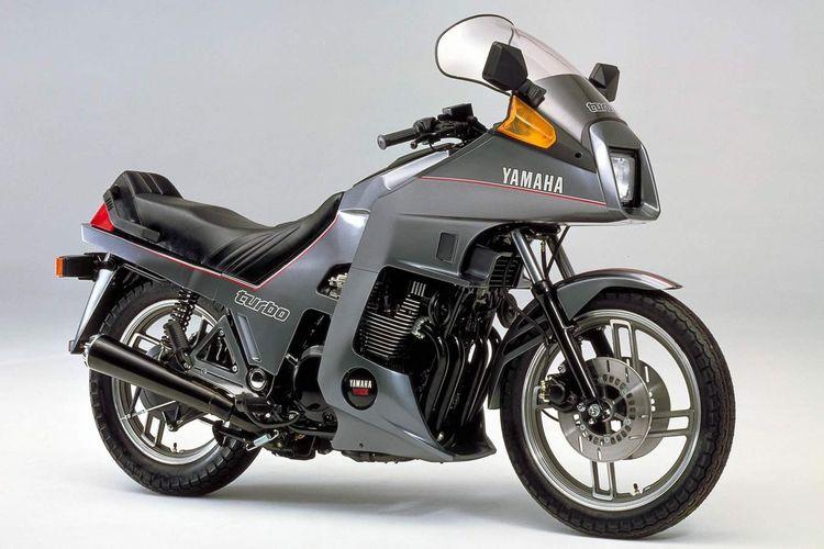 Yamaha XJ650 Seca Turbo, motor jadul yang dibekali turbo pada mesinnya