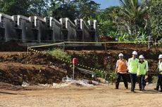 Musim Hujan Ganggu Konstruksi Tol Bocimi