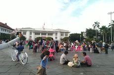 Murah Meriah, Kota Tua Masih Jadi Destinasi Favorit Jelang Tahun Baru