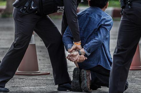 Diduga Usai Konsumsi Sabu, Seorang Oknum Polisi Ditangkap Warga, Kapolres Simalungun: Akan Kita Tindak Tegas...