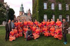 Bawa Nama Bangsa, Paduan Suara Indonesia Jadi Juara di Polandia