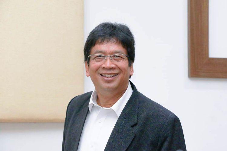 Ketua Majelis Rektor Perguruan Tinggi Negeri Indonesia (MRPTNI) yang juga Rektor UNS, Prof. Dr. Jamal Wiwoho, SH, MHum.