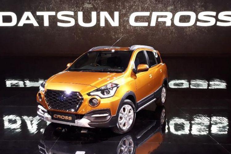 Datsun Cross meluncur di Indonesia