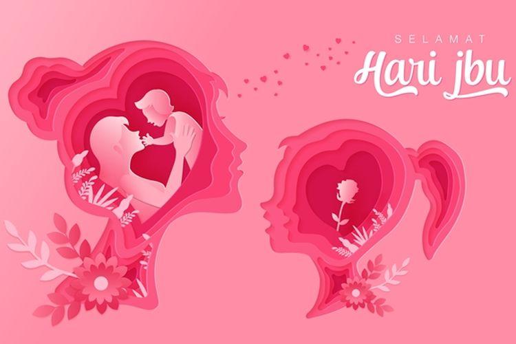 Hari Ibu diperingati di Indonesia setiap 22 Desember