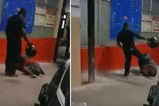 Terekam Tendang Perempuan Lansia, Penjaga Keamanan RS Ini Ditangkap