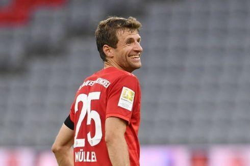 VIDEO - Thomas Mueller Cerita Peran Hansi Flick dalam Kesuksesan Bayern Muenchen