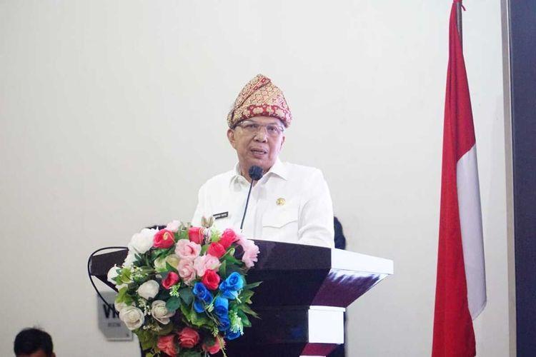 Wakil Gubernur Sumatera Selatan Mawardi Yahya.