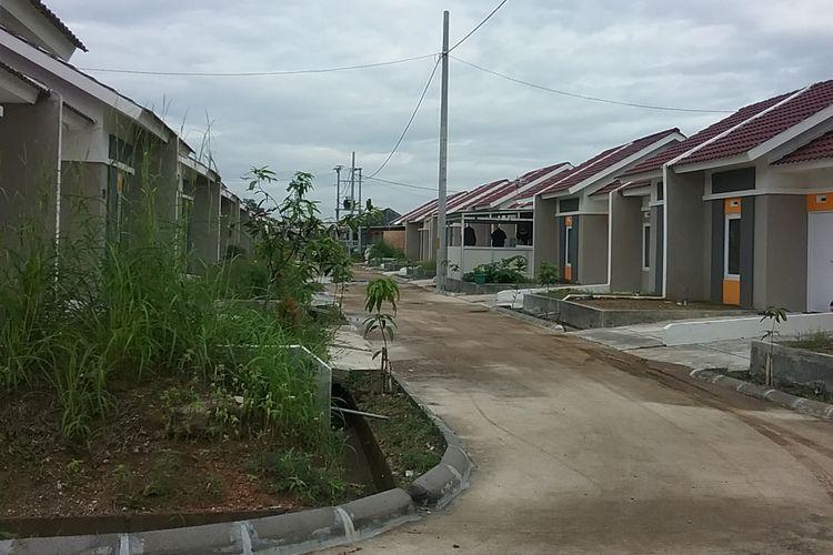 Salah satu kawasan perumahan di Kaliwungu Selatan Kendal.