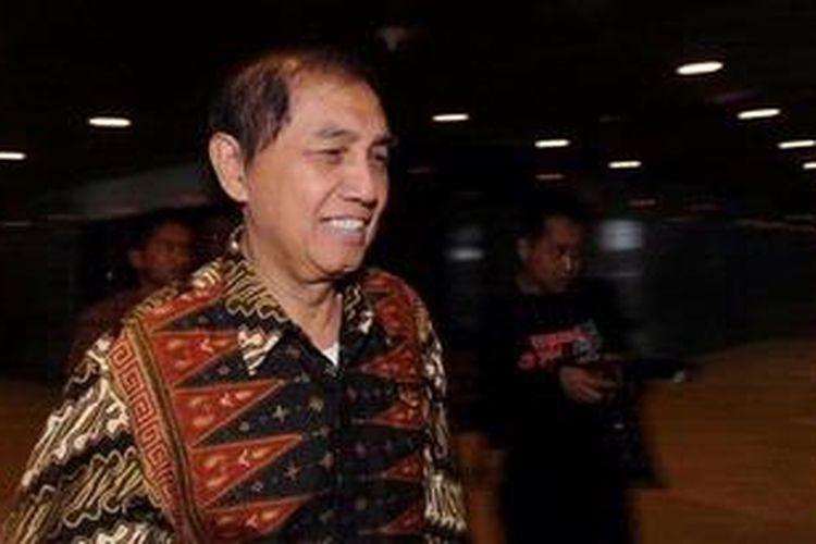 Ketua Badan Pemeriksa Keuangan, Hadi Poernomo. Kompas/Hendra A Setyawan (HAS) 01-02-2012