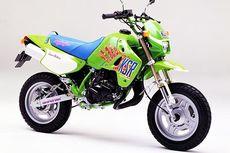 Sejarah Kawasaki KSR, Lebih Besar dari Ukurannya yang Mini