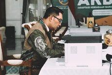 Ridwan Kamil, Tampil Beda dengan Jaket Tenun Kekinian, Apa Kisahnya?