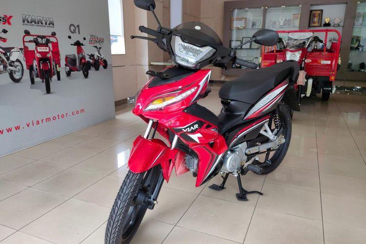 Viar Star NX resmi diluncurkan PT Triangle Motorindo