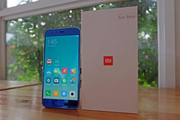 Xiaomi Mi 6.