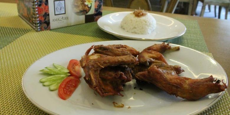 Menikmati Ayam Betutu Gilimanuk Di Jakarta