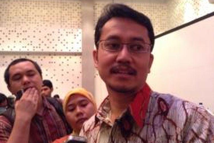 Komisioner KPU Ferry Kurnia Rizkiyansyah