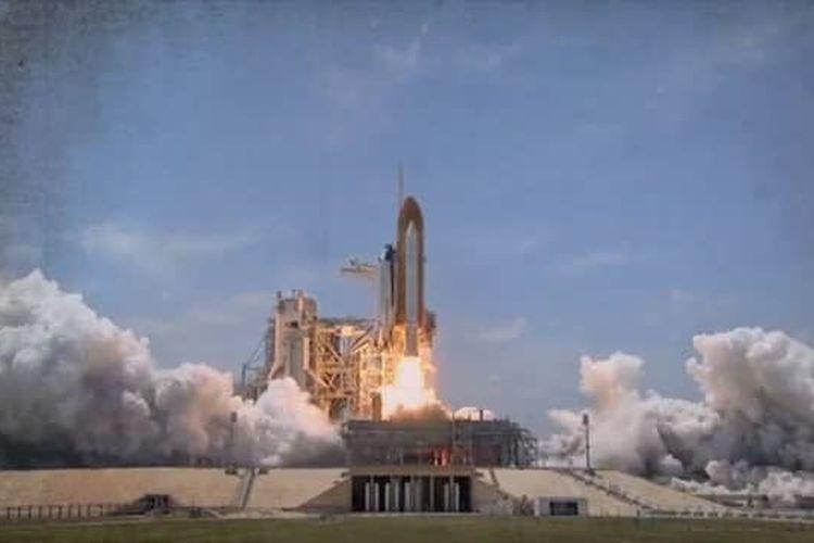 STS 51-G meluncur