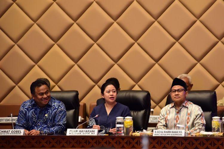 DPR RI Siap Bersinergi dengan TNI-Polri Terkait Pelantikan Presiden