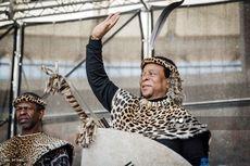 Raja Zulu Goodwill Zwelithini, yang Sarat Kontroversi, Dianggap Teman Sejati Israel