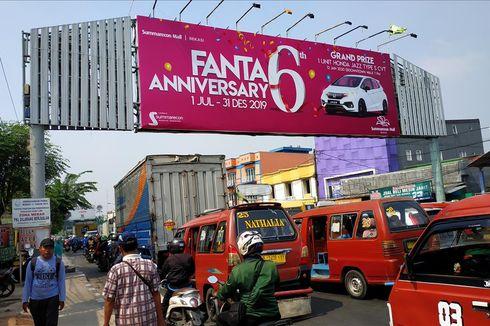 Banyak Reklame Ilegal, Pendapatan Sektor Reklame Kota Bekasi Terancam Bocor 20 Persen