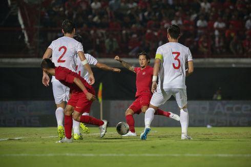 Indonesia Vs Vietnam, Gol Irfan Bachdim Akhiri Paceklik 316 Menit