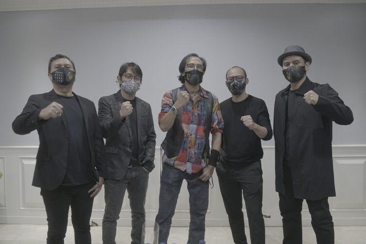 Lagu Ingat Pesan Ibu menjadi cara Padi Rebon mengajak masyarakat Indonesia untuk lebih peduli dan disiplin dalam menerapkan protokol kesehatan di tengah pandemi Covid-19.