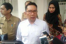 Ridwan Kamil Tak Setuju Usulan Bogor Jadi Provinsi