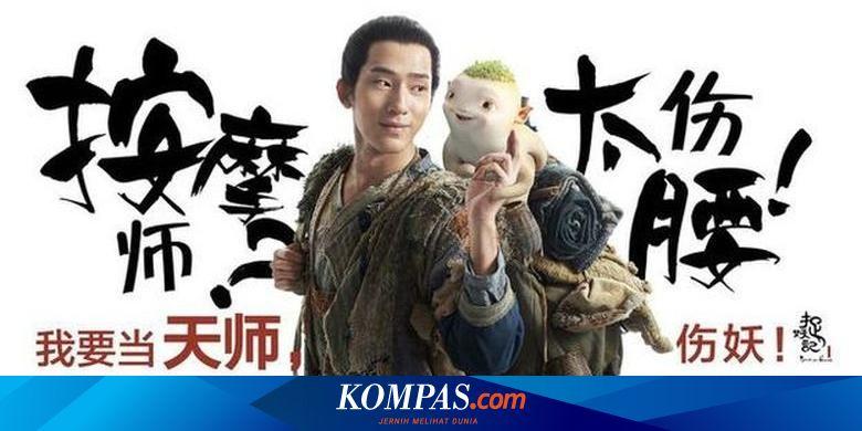 Monster Hunt Pecahkan Rekor Pendapatan Film Tiongkok