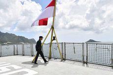 Serahkan Sertifikat Tanah Warga, Jokowi: Natuna adalah Tanah Air Indonesia