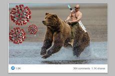 Soal Vaksin Corona, Meme Presiden Putin sampai Kabar Hoaks Banjiri Media Sosial