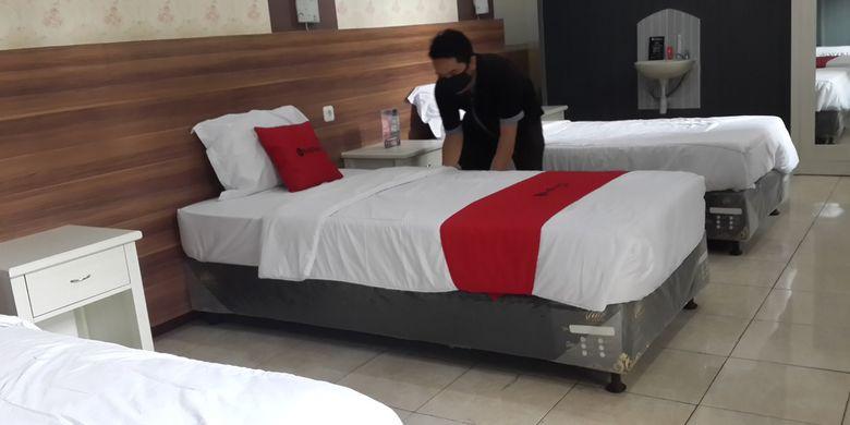 Ini Daftar Lengkap 32 Hotel Gratis Di Jakarta Untuk Isolasi Mandiri Halaman All Kompas Com
