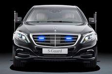 Rahasia Mobil Presiden Jokowi Bisa Anti-Peluru dan Tahan Ledakan Bom