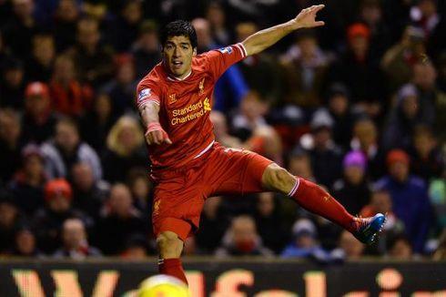 Suarez: Liverpool Akan Tampil di Liga Champions 2014-2015