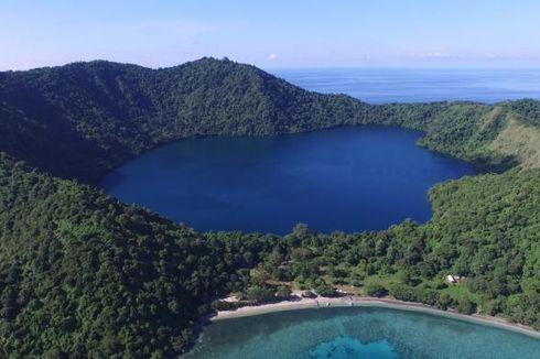 Danau Asin Satonda, Legenda Air Mata Penyesalan Sang Raja Tambora