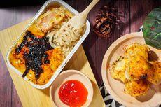 Resep Shirataki Salmon Mentai, Menu Sehat buat Catering Diet