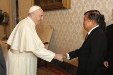 Tahun Depan, Paus Fransiskus Berencana Kunjungi Irak