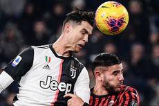 5 Fakta Menarik dari Pertandingan Juventus Vs AC Milan