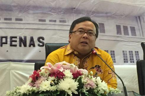 Kepala Bappenas Paparkan Upaya Pemerintah Cegah Korupsi
