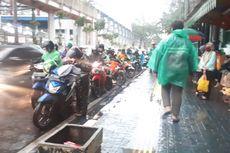 Grab Ingin Bangun Shelter Ojek Online di Stasiun MRT