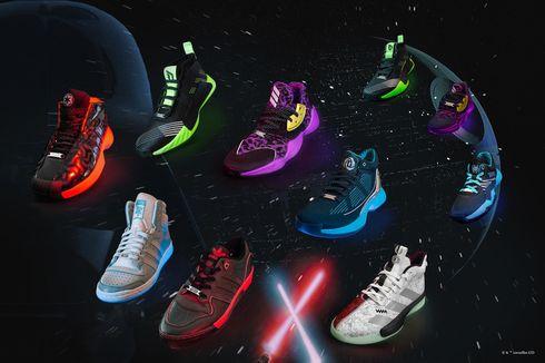 Adidas Rilis Koleksi Khusus untuk Penggemar Berat Star Wars