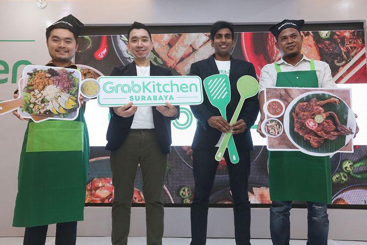 GrabKitchen Hadir di Surabaya untuk Dorong Pertumbuhan UMKM