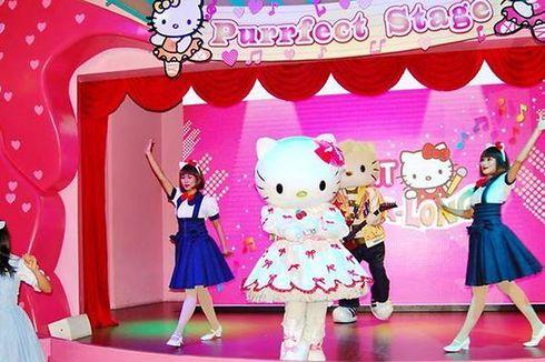 Taman Hello Kitty di Johor Baru Malaysia akan Ditutup Awal 2020