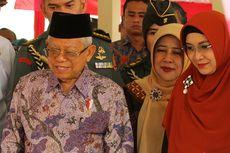 Wury Ma'ruf Amin Minta Masyarakat Kerja Sama dengan Pemerintah Cegah Pneumonia Pada Anak Indonesia