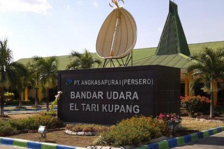 Bandara El Tari, Kupang.