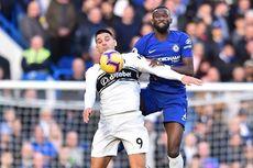 Antonio Rudiger Siap Melawan Southampton Usai Alami Pelecehan Rasial