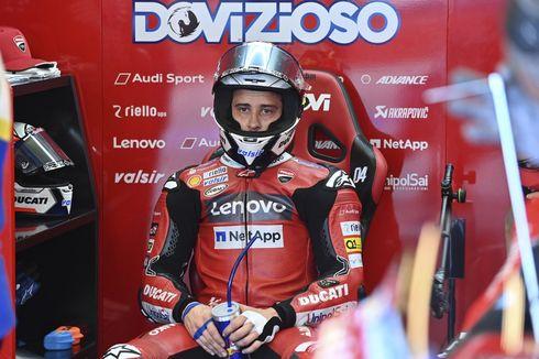Rasakan Meriang pada MotoGP Eropa, Dovizioso Berharap Tak Kena Covid-19