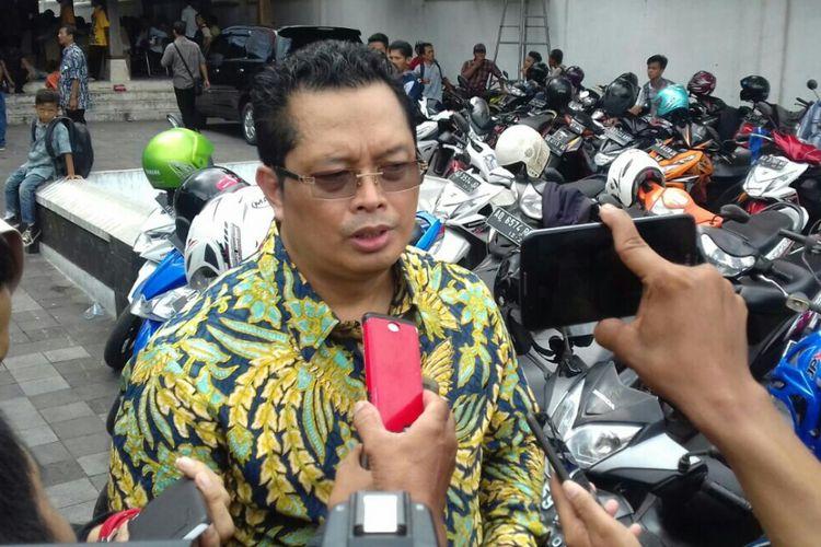 Wakil Ketua MPR RI, Mahyudin di Boyolali, Jawa Tengah, Kamis (7/12/2017).