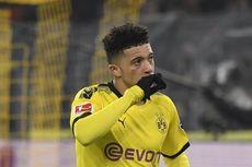 Dortmund Vs Man City, Jadon Sancho Kirim Sinyal Siap Reuni